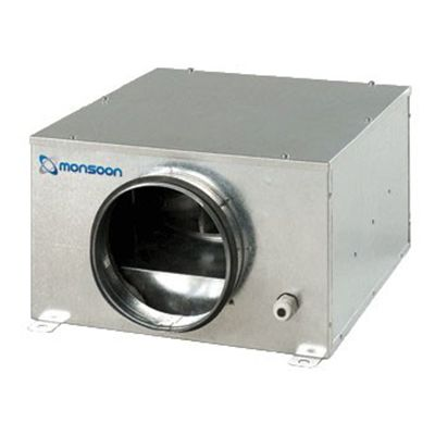 Monsoon Acf200 Acoustic Cabinet Centrifugal Fan 950m3 Hr