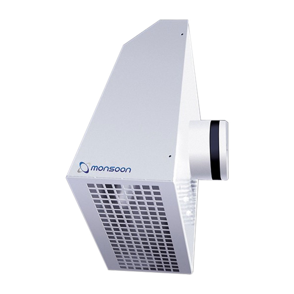Monsoon Uec150 External Powerful Centrifugal Extract Fan