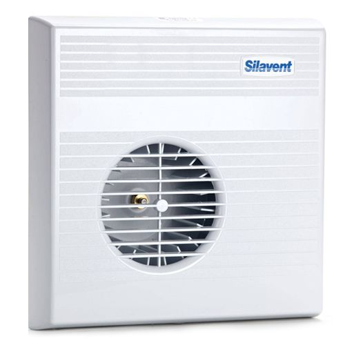 Fan Timers Bathroom: Silavent Mayfair 70 MTD070BLV Low Voltage Extractor Fan