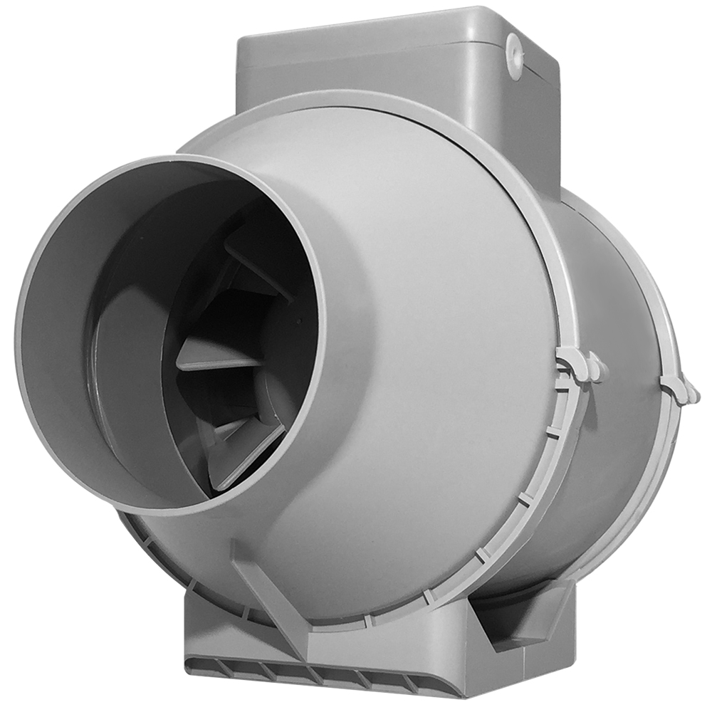 Inline Vent Fans For Bathrooms : Best extractor fan bathroom kitchen reviews expert advice