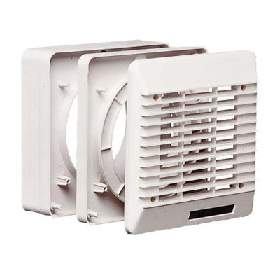Vent Axia 140901A White Ventilation Window Kit