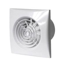 Silent Tornado Axial Bathroom Extractor Fan